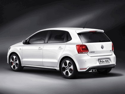 2012 Volkswagen Polo GTI 5-door - Chinese version 3