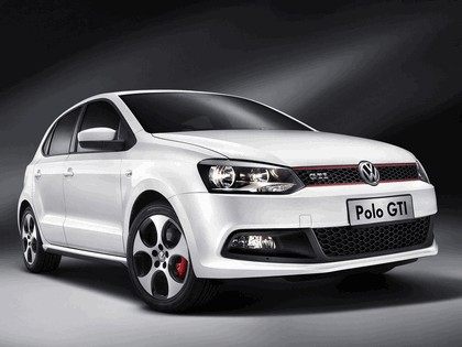 2012 Volkswagen Polo GTI 5-door - Chinese version 5