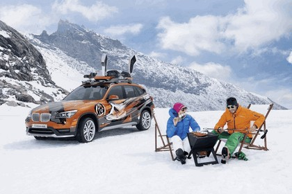 2012 BMW Concept K2 Powder Ride 4