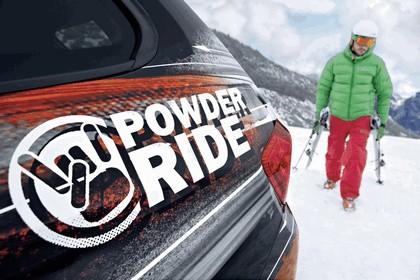 2012 BMW Concept K2 Powder Ride 9