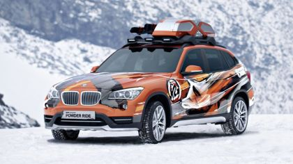 2012 BMW Concept K2 Powder Ride 6