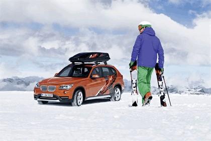 2012 BMW X1 Edition Powder Ride 2