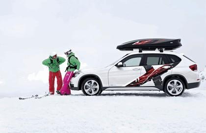2012 BMW X1 Edition Powder Ride 8