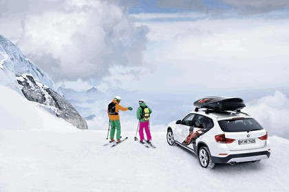 2012 BMW X1 Edition Powder Ride 9