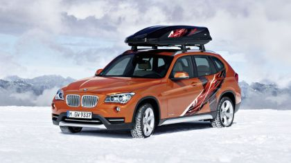 2012 BMW X1 Edition Powder Ride 5