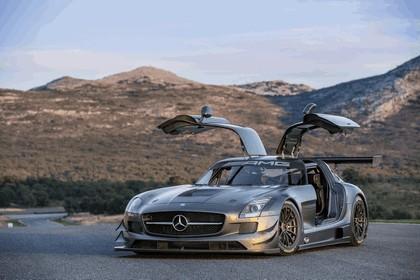 2012 Mercedes-Benz SLS 63 AMG GT3 45th anniversary 1