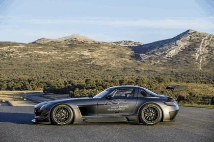 2012 Mercedes-Benz SLS 63 AMG GT3 45th anniversary 2