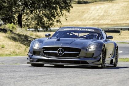 2012 Mercedes-Benz SLS 63 AMG GT3 45th anniversary 4