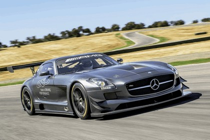 2012 Mercedes-Benz SLS 63 AMG GT3 45th anniversary 6