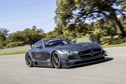 2012 Mercedes-Benz SLS 63 AMG GT3 45th anniversary 7