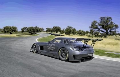 2012 Mercedes-Benz SLS 63 AMG GT3 45th anniversary 9