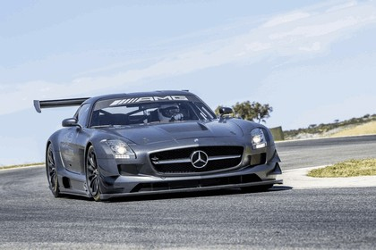 2012 Mercedes-Benz SLS 63 AMG GT3 45th anniversary 10