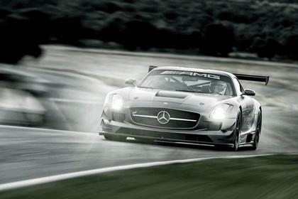2012 Mercedes-Benz SLS 63 AMG GT3 45th anniversary 12