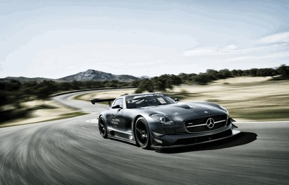 2012 Mercedes-Benz SLS 63 AMG GT3 45th anniversary 13