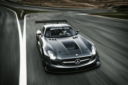 2012 Mercedes-Benz SLS 63 AMG GT3 45th anniversary 15