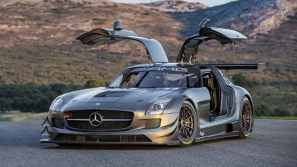 2012 Mercedes-Benz SLS 63 AMG GT3 45th anniversary 9