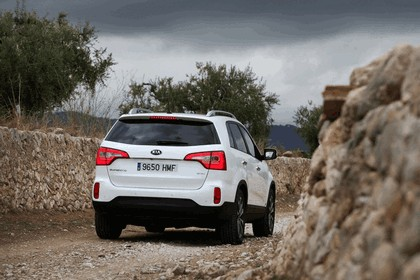 2013 Kia Sorento - EU version 6