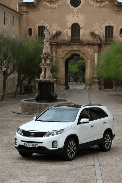 2013 Kia Sorento - EU version 20