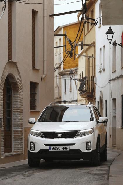 2013 Kia Sorento - EU version 32