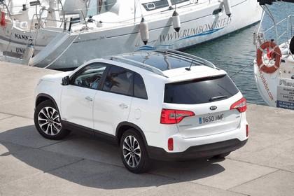 2013 Kia Sorento - EU version 34