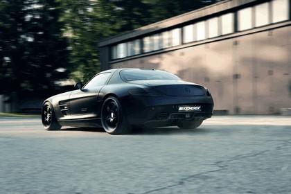 2012 Mercedes-Benz SLS 63 AMG Supercharged GT by Kicherer 3