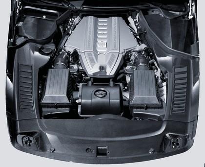 2012 Mercedes-Benz SLS 63 AMG Supercharged GT by Kicherer 9