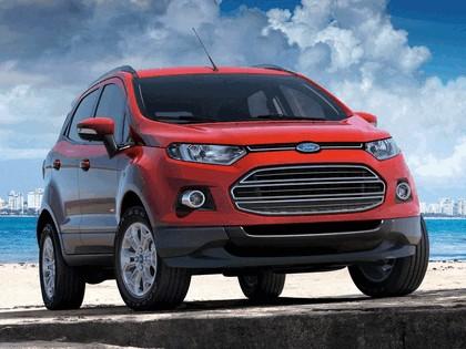 2013 Ford EcoSport 9