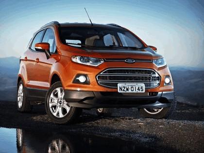 2013 Ford EcoSport 12