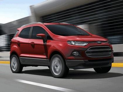 2013 Ford EcoSport 14