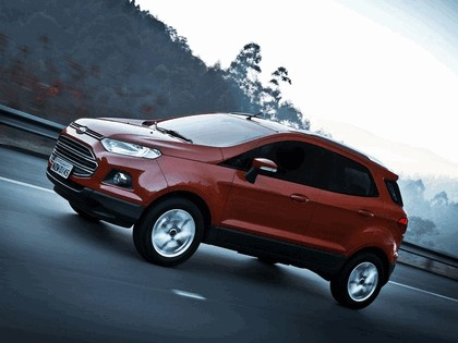 2013 Ford EcoSport 19