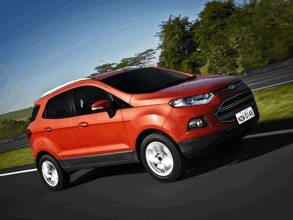 2013 Ford EcoSport 20