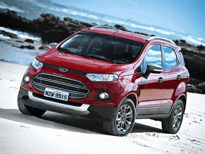 2013 Ford EcoSport Freestyle 1