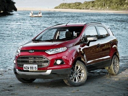 2013 Ford EcoSport Freestyle 4