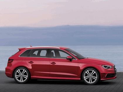 2013 Audi A3 Sportback 2.0T S-Line Quattro 6