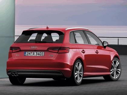 2013 Audi A3 Sportback 2.0T S-Line Quattro 9