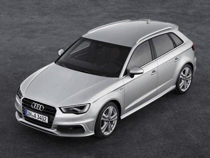 2013 Audi A3 Sportback 2.0 TDI S-Line 7