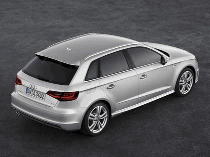 2013 Audi A3 Sportback 2.0 TDI S-Line 8