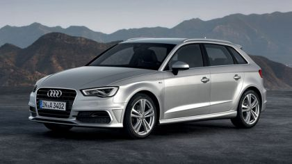 2013 Audi A3 Sportback 2.0 TDI S-Line 1