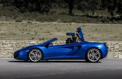 2012 McLaren 12C spider 2