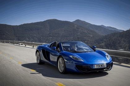 2012 McLaren 12C spider 6