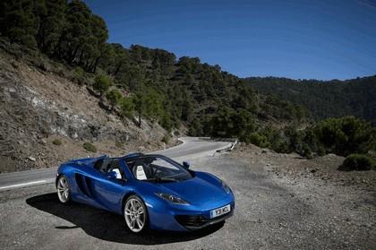 2012 McLaren 12C spider 7