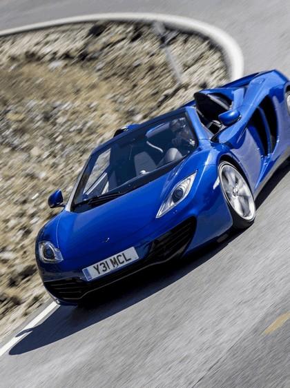 2012 McLaren 12C spider 16