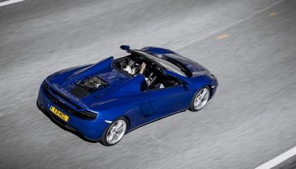 2012 McLaren 12C spider 17