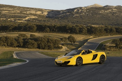 2012 McLaren 12C spider 24