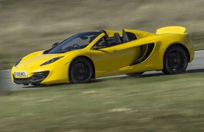2012 McLaren 12C spider 25