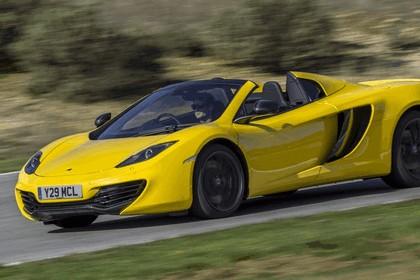 2012 McLaren 12C spider 26