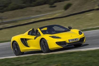 2012 McLaren 12C spider 27