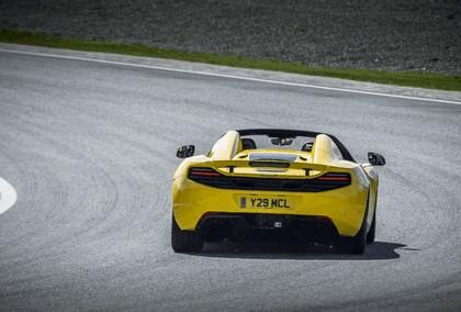 2012 McLaren 12C spider 30