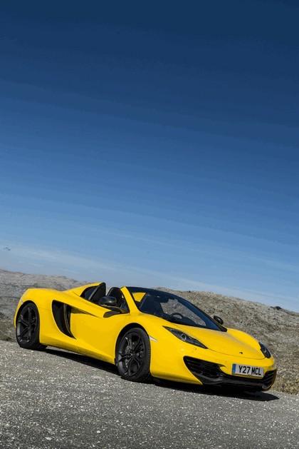 2012 McLaren 12C spider 33