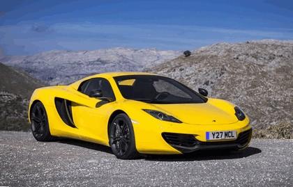 2012 McLaren 12C spider 34